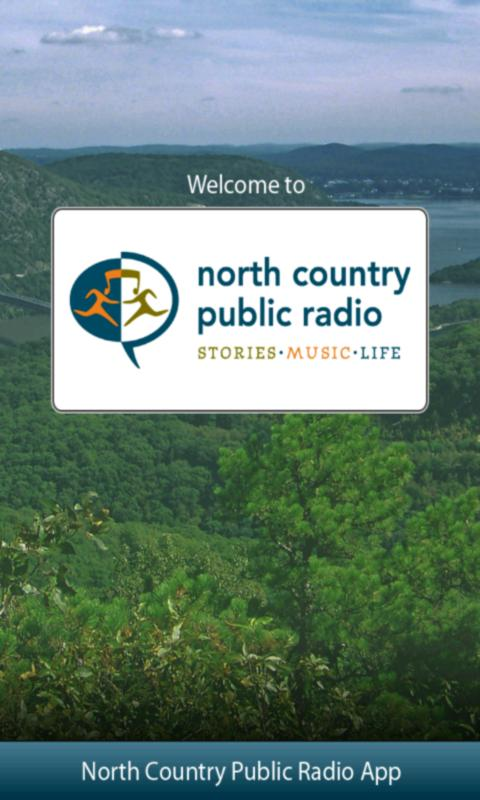 NCPR Public Radio App - screenshot