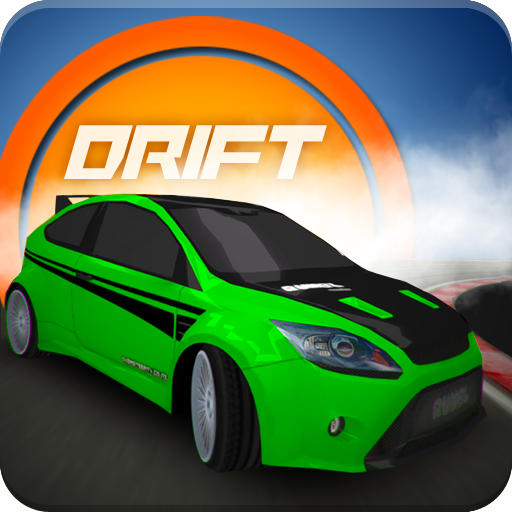 Driftkhana Freestyle Drift App 賽車遊戲 App LOGO-硬是要APP