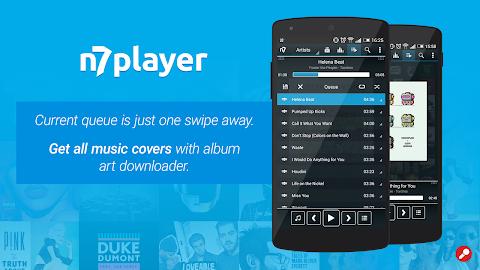 n7player Music Player Unlocker Screenshot 12