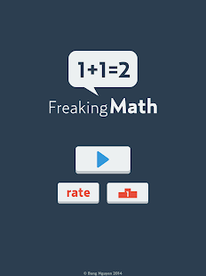 Freaking Math- screenshot thumbnail