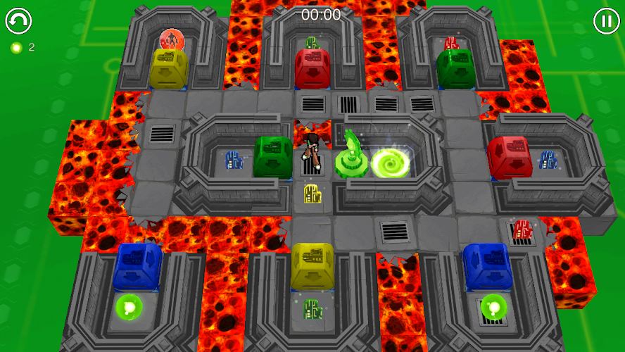 Ben 10 Game Generator 4D- screenshot