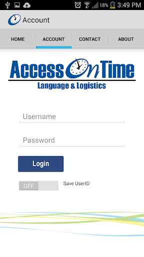 AccessOnTime 2.3 screenshots 3