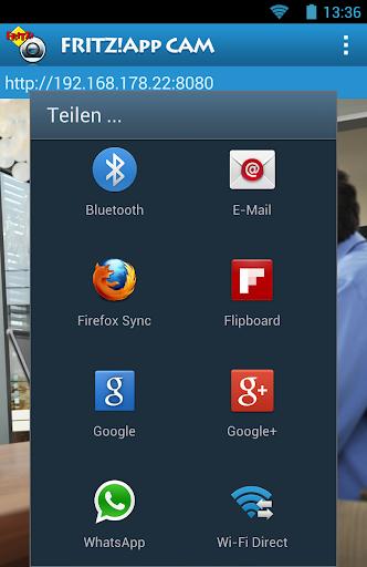 【免費通訊App】FRITZ!App Cam-APP點子