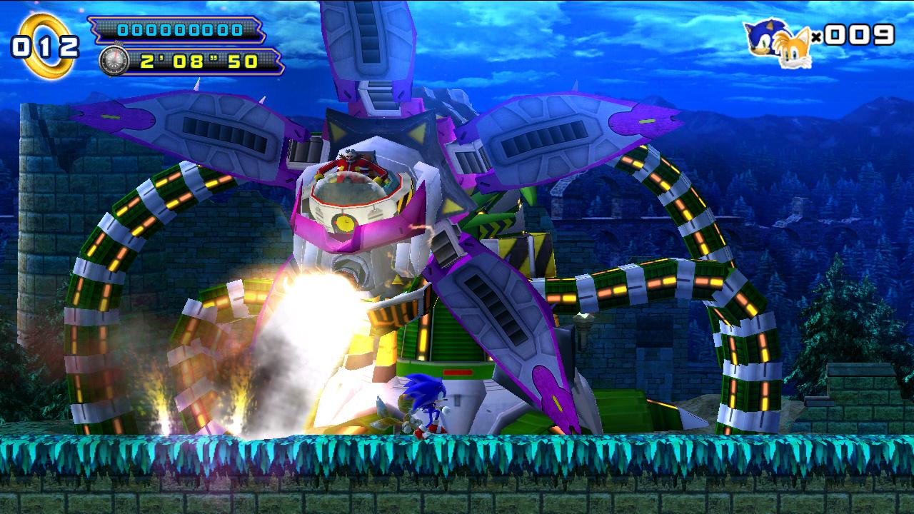 Sonic 4 Episode II screenshot #16