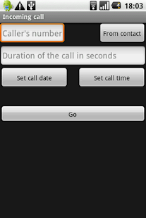 玩免費通訊APP|下載Super Call Log Faker (Free) app不用錢|硬是要APP