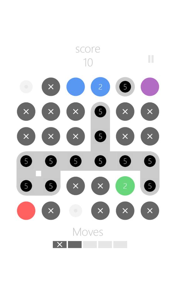 5 Dots - screenshot