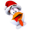 Chicken Invaders 3 Xmas HD icon