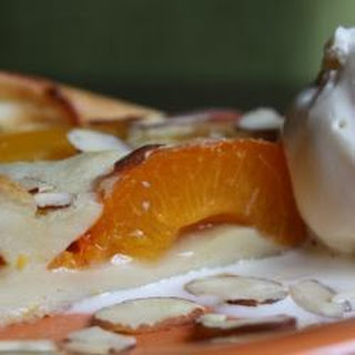Peach And Apricot Clafoutis