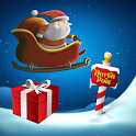 Soaring Santa Full icon