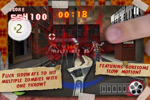 Zombie Flick - screenshot