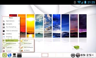 Screenshot of Linux Deploy