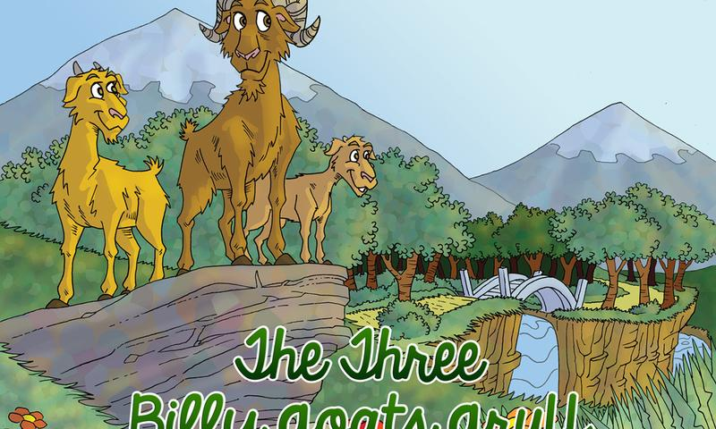 troll riding a goat the three billy goats gruff android apps on google play