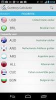 Screenshot of Currency Converter - Exchange