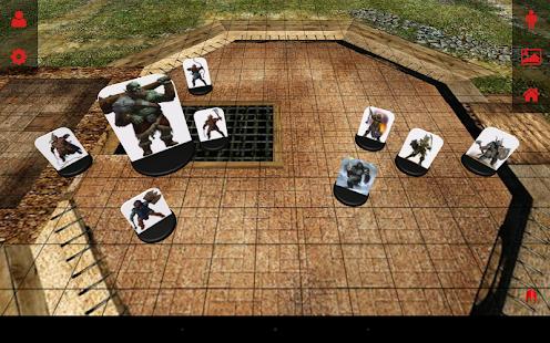 3D Virtual Tabletop - screenshot thumbnail