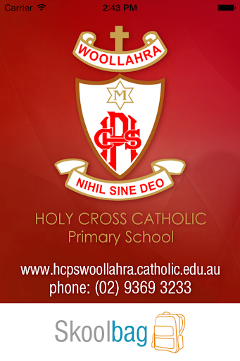 Holy Cross Primary Woollahra