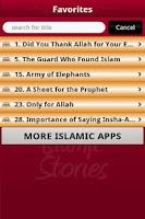 Screenshot of Islamic Stories For Muslims
