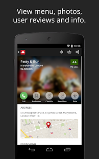 Zomato - Food Menu & Reviews - screenshot thumbnail