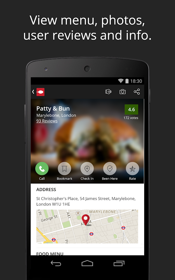 Zomato - Food Menu & Reviews - screenshot