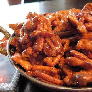 Texas Sweet Heat - Caramel Pretzles