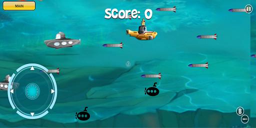 Submarine Battle Race