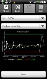FuelLogPro License Key Screenshot 4