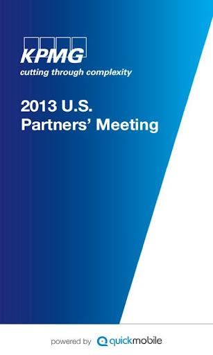 2013 U.S. Partners' Meeting