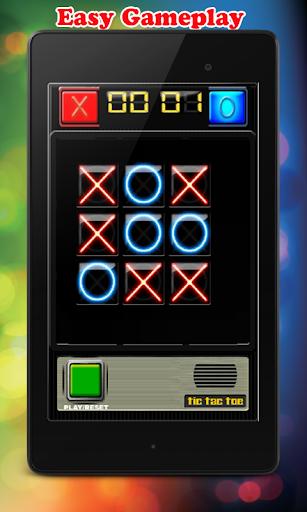 玩免費棋類遊戲APP|下載井字游戏机器人 app不用錢|硬是要APP