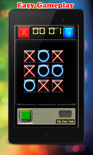 Tic Tac Toe Robot- screenshot thumbnail