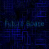 Electric Blue 3D Sci-fi theme