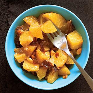 Spiced Orange and Date Salad