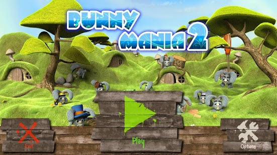 Bunny Mania 2- screenshot thumbnail