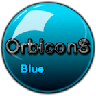 Icon Pack Blue HD OrbiconS icon