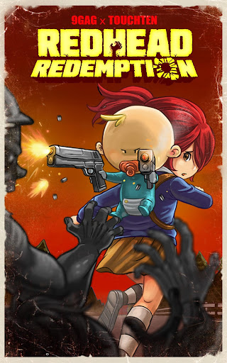 9GAG Redhead Redemption - Imagem 1 do software