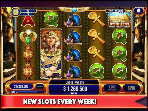 Slots Casino - Free Spin