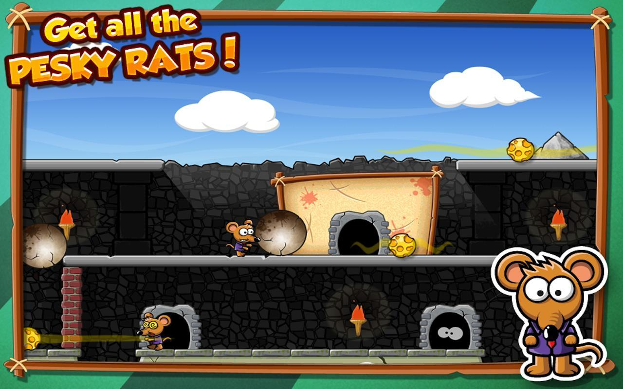 Rat Fishing- screenshot