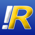 !R News logo