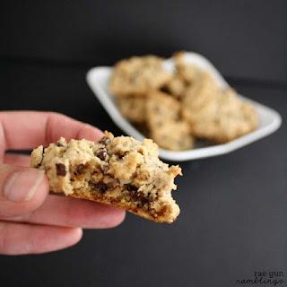 Dairy Free Lactation Cookies Recipe AKA My Favorite Chocolate Chip Cookie.
