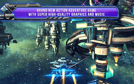 Galactic Phantasy Prelude Screenshot 3