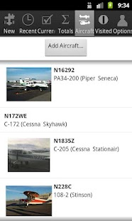 Myflightbook for Android - screenshot thumbnail