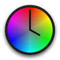 Color Clock Wallpaper logo