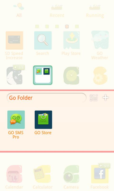 ZLOVECUTE GO REWARD THEME - screenshot