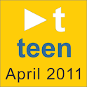 Trispur Teen Videos April 2011 logo