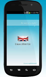 EmailWriter- screenshot thumbnail