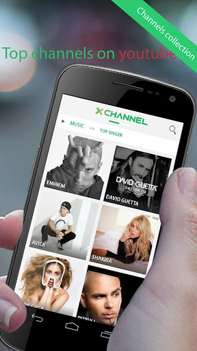 X CHANNEL MUSIC TV MOVIES
