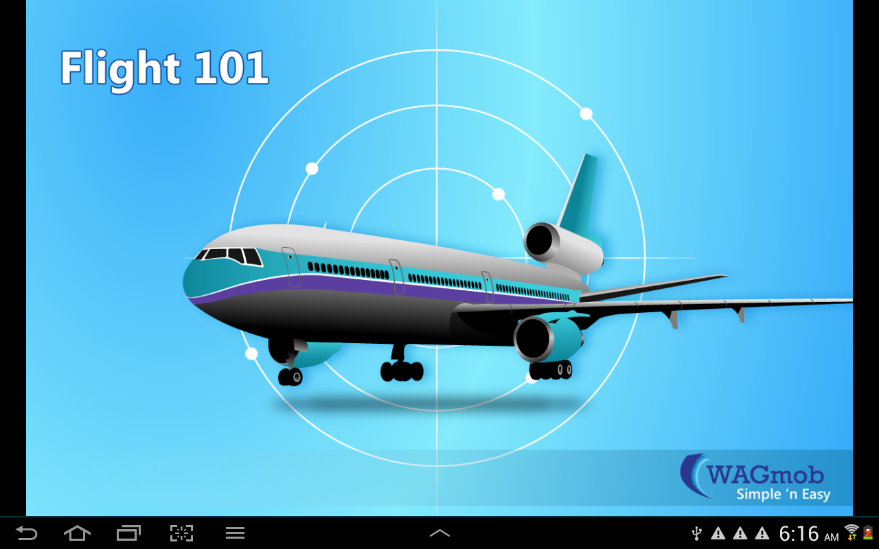 Flight 101 - screenshot