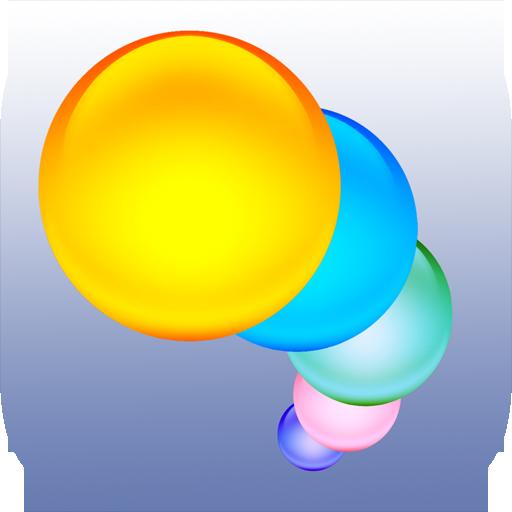 矩陣小圓 休閒 App LOGO-硬是要APP