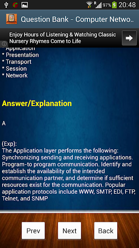 【免費教育App】Networking Interview Questions-APP點子