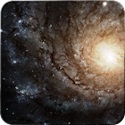 Galactic Core Free Wallpaper icon