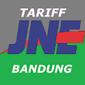 Tarif JNE - Bandung icon
