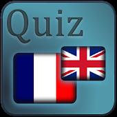 Lang Quiz: French-English